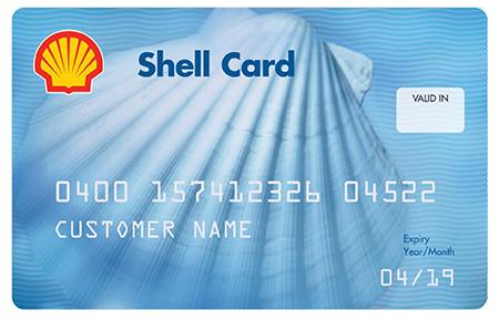 Fuel Card Vs Credit Card Radius Shell Card