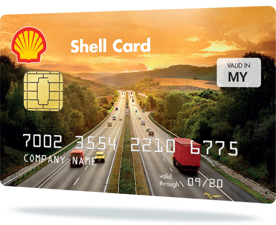 Shell Cards Malaysia