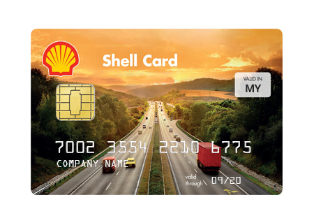 Where Is The Nearest Petrol Station >> Shell Fuel Cards for business in Malaysia - Radius Fuel Cards